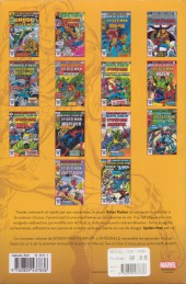 Verso de Spider-Man Team-Up (L'Intégrale) -4INT- L'intégrale 1976-1977
