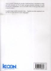 Verso de Barakamon -8- Tome 8