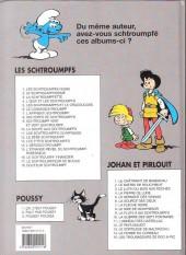 Verso de Les schtroumpfs -4c01- L'œuf et les schtroumpfs / le faux schtroumpf / le centième schtroumpf