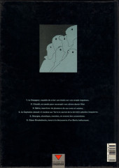 Verso de Dérives (Andreas) -1- Dérives