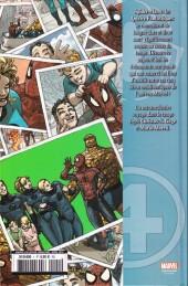 Verso de Marvel Collector -1- Spider-Man & Fantastic Four : Réunion de famille