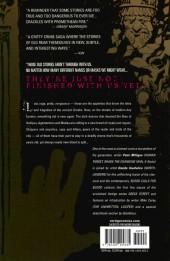Verso de Greek Street (2009) -INT1- Blood calls for blood