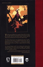 Verso de Hellboy Library Edition (2008) -HS- Hellboy: The First 20 years
