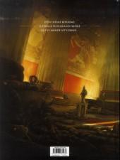 Verso de Alexandre - L'épopée -1- Un roi vient de mourir
