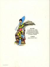 Verso de Le vagabond des Limbes -4a1979- Les démons du temps immobile