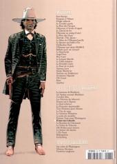 Verso de Blueberry - La collection (Hachette) -4236- Il faut tuer Lincoln