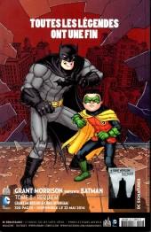Verso de Green Lantern Saga -24- Numéro 24