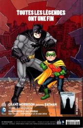 Verso de Batman Saga -24- Numéro 24