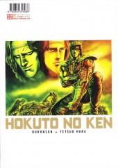 Verso de Hokuto no Ken - Deluxe -3- Tome 3