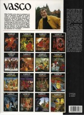 Verso de Vasco -1b1999- L'or et le fer