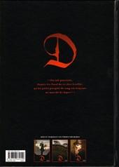 Verso de D -3- Monsieur Caulard