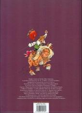 Verso de Les mousquetaires -INT2- Câline & Calebasse - L'intégrale 2