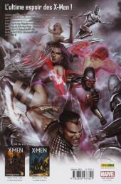 Verso de X-Men - Trilogie du Messie -3- Le retour du Messie