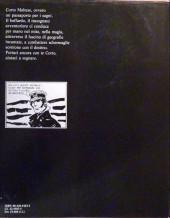 Verso de (AUT) Pratt, Hugo (en italien) - Corto come un romanzo