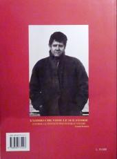 Verso de (AUT) Pratt, Hugo (en italien) - L'ultima ballata dedicated to Hugo Pratt