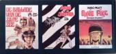 Verso de (AUT) Pratt, Hugo (en italien) - Produzioni ivaldi editore 1967-1983