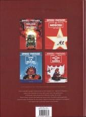 Verso de Spirou et Fantasio -6- (Int. Dupuis 2) -15- 1988-1991