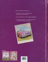Verso de Amour, Passion & CX diesel -3- Amour, Passion & CX diesel - Saison 3