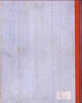 Verso de Spirou et Fantasio -1a1953- 4 aventures de Spirou ...et Fantasio