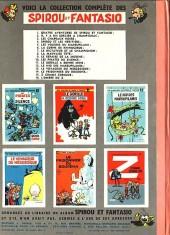 Verso de Spirou et Fantasio -2b64- Il y a un sorcier à Champignac