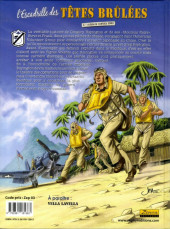 Verso de L'escadrille des têtes brûlées -4- Corsair contre zéro