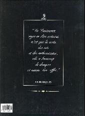Verso de Les trois sœurs Darnum -1- Sabarra