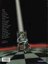 Verso de ApocalypseMania -1- Couleurs spectrales