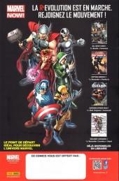 Verso de Free Comic Book Day 2014 (France) - Spider-Man