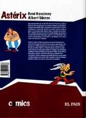 Verso de Astérix (en espagnol) -1b- Astérix el galo