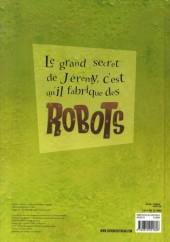 Verso de Le pro des Robots - Le Pro des Robots