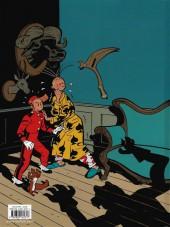 Verso de Spirou et Fantasio (Une aventure de.../Le Spirou de...) -7TL- La Femme-léopard