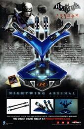 Verso de Batman Eternal (2014)  -1- Issue 1