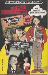 Verso de (AS) Comics -3135- Nestor Burma - Une gueule de bois en plomb (1/3)