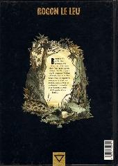 Verso de Rogon le Leu -1- Le château-sortilège