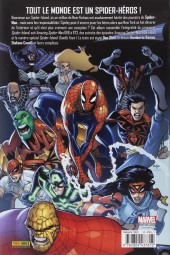 Verso de Spider-Man : Spider-Island -1- Spider-Island