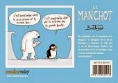 Verso de Le manchot (Boutanox) -1- Tome 1