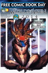 Verso de Worlds of Aspen (2006) (Free Comic Book Day) -FCBD 2014- Worlds of Aspen 2014