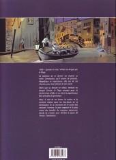 Verso de La vénitienne -1- La Colombe noire