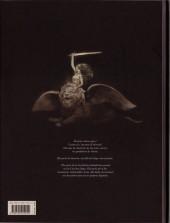 Verso de Marina (Zidrou/Matteo) -2- La prophétie de Dante Alighieri
