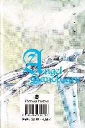 Verso de Angel Sanctuary -1- Volume 1