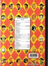 Verso de Sherlock Holmes (Une enquête de) - Le Chien des Baskerville