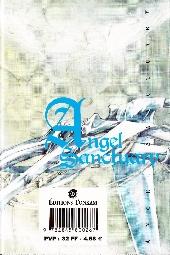 Verso de Angel Sanctuary -3- Volume 3