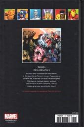 Verso de Marvel Comics - La collection (Hachette) -651- Thor - Renaissance