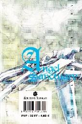 Verso de Angel Sanctuary -5- Volume 5