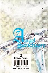 Verso de Angel Sanctuary -7- Volume 7