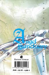 Verso de Angel Sanctuary -9- Volume 9