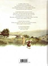 Verso de Le tirailleur - Le Tirailleur