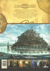 Verso de Elfes -6- La Mission des Elfes bleus