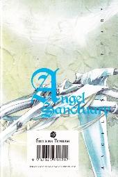 Verso de Angel Sanctuary -13- Volume 13