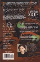 Verso de Sandman (The) (1989) -INT09- The kindly ones